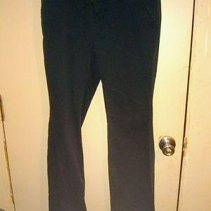 Arizona jeans. Black. 11 juniors long